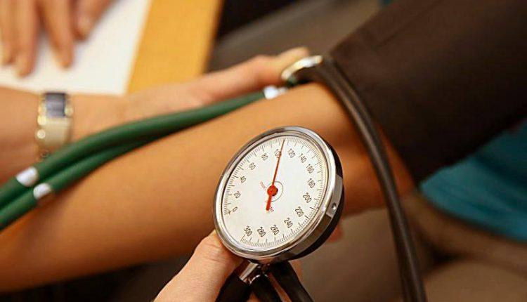 درمان اورژانسی فشار خون