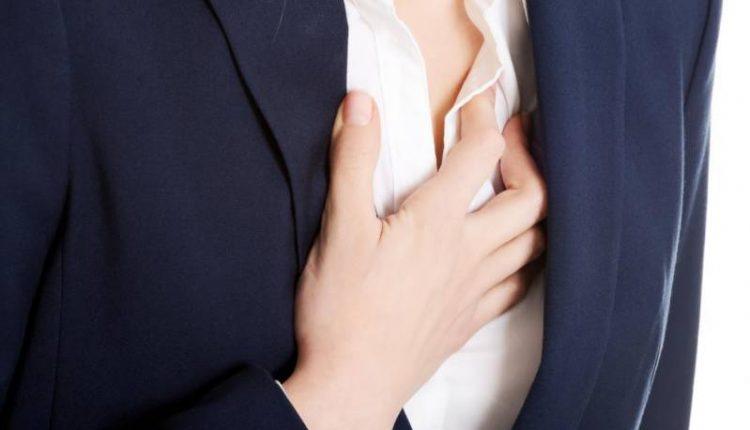 آریتمی قلبی پی وی سی